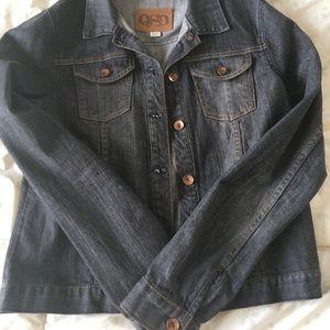 Denim jacket quicksilver